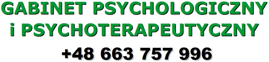 Psycholog Dąbrowa Górnicza Psychoterapia Dąbrowa Górnicza